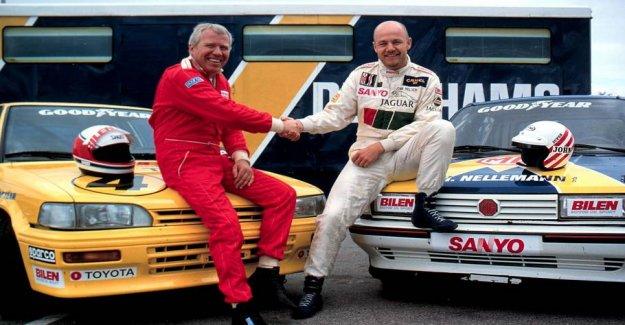 Denmark's first F1 driver death