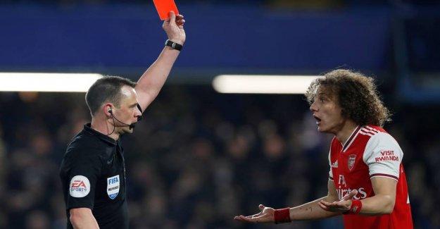 Drama, London: Red card and plenty goals