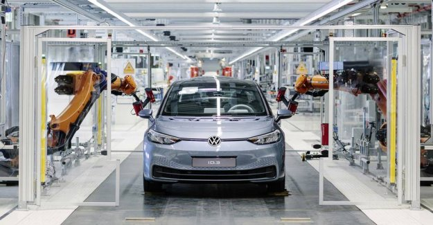 Electric cars will cost 400.000 jobs