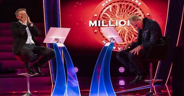 Embarrassing gaffe on tv: - I have it still bad