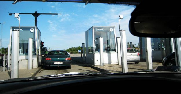 Error at the tollbooth: Have you paid too much?