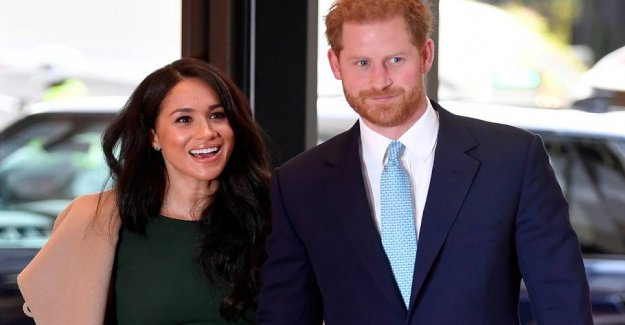 Experts on Harry and Meghan: Therefore they had enough