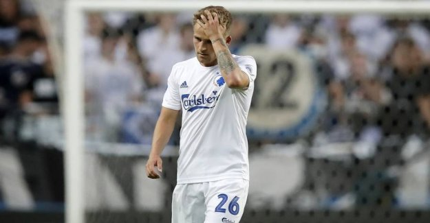 FCK sends Carlo Holse to Norway
