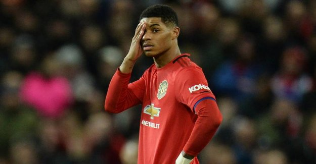 For the first time in 22 years: Embarrassing United-half time