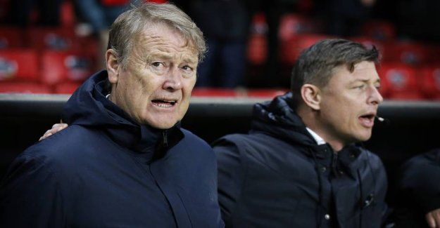Hareide reveals: Can borrow Danish trainer to EM