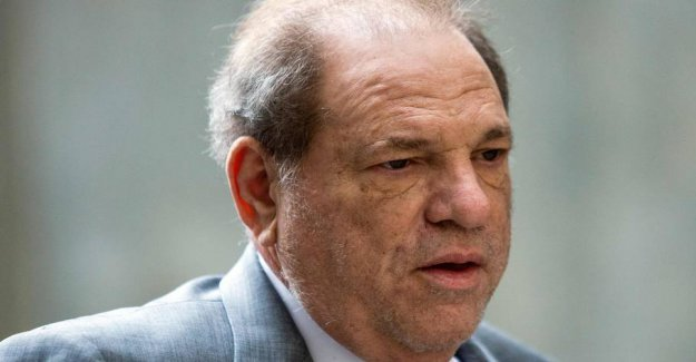 Harvey Weinstein accused of rape