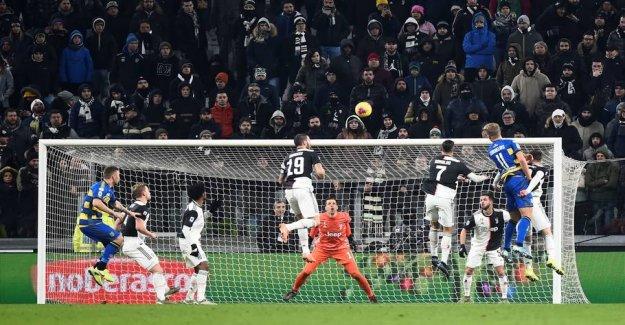 Icy dane: Surpassing Ronaldo, Messi and Neymar