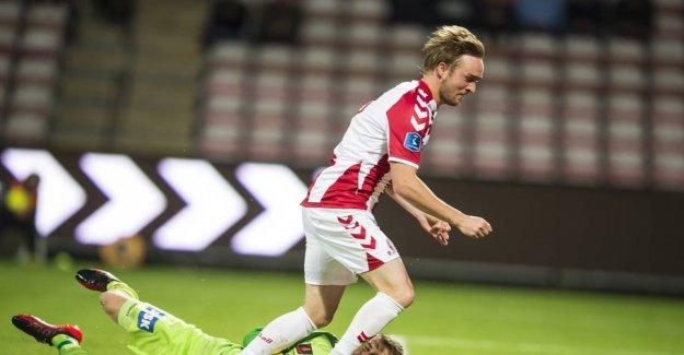 Jannik Pohl returns to AC Horsens