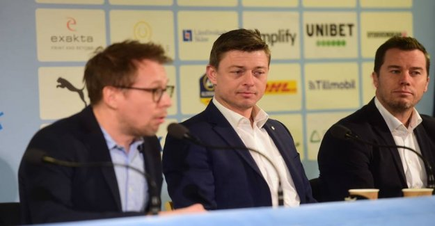 Jon Dahl Tomasson is the new head coach at Malmö FF