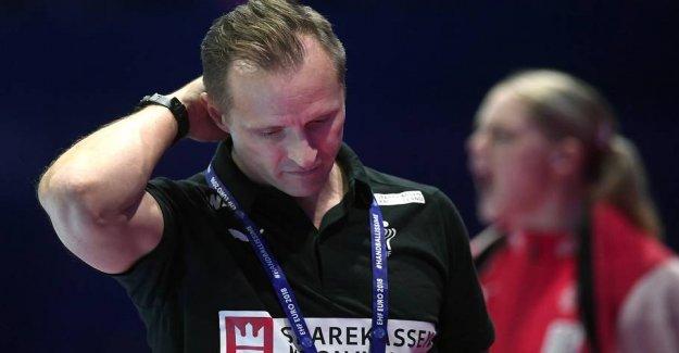 Klavs Bruun stops as national coach