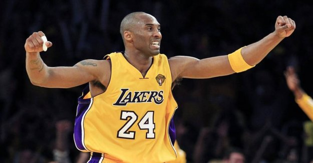 Kobe Bryant death in helicopter crash