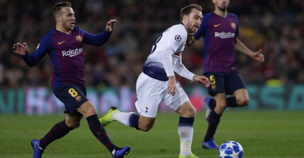 Love the development in 11. time: Barcelona is considering hijacking