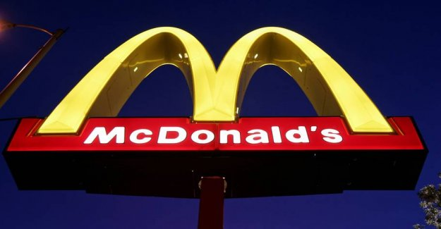 Mcdonald's sells billions by delivering right to your door