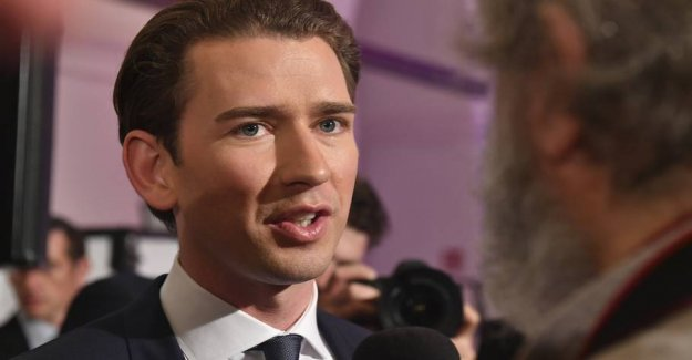 Media: the New austrian government is ready after skandalesag