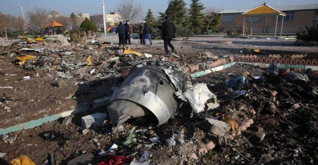 Media: the Video shows the aircraft to be shot down
