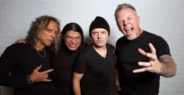 Metallica SPREE: Gives crazy amount of money