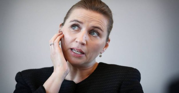 Mette's first new year's speech will be quite different than the Interview