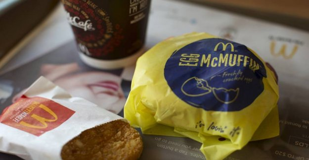 Muslim rage against Mcdonald's: I trusted you