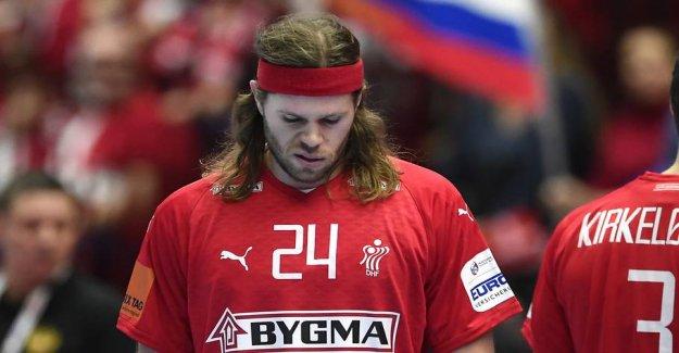 Nikolaj reject disharmony: I don't know if we got enough out of Mikkel