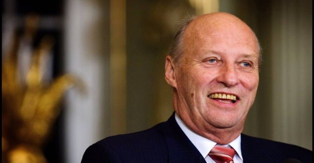 Norway's king sick from work for two weeks