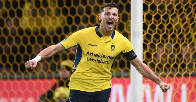 Official: Wilczek finished in Brøndby