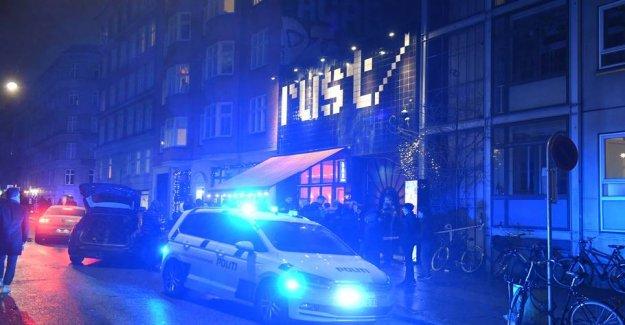 Person stabbed in Copenhagen: Police are massively present