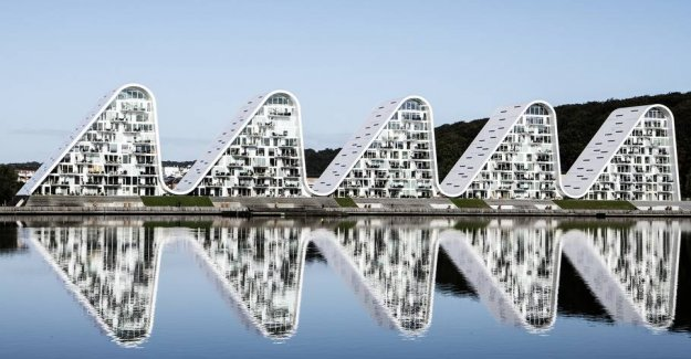 Popular travel guide: Vejle is Denmark's most underrated city