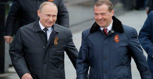 Putin will ensure more power