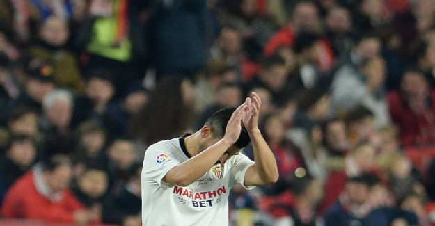 Seville humiliated in the cup