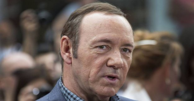 Sexsag against Kevin Spacey is rejected