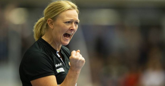 Sharp Odense-women delivers the goods after chaotic week