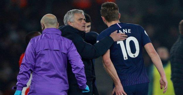 Shock Tottenham: Kane out three months