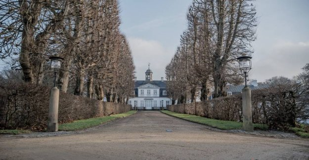 So many millions are Margrethe's ghost-castle worth