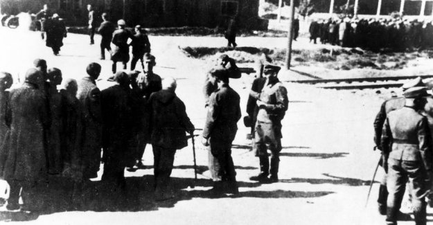 The Nazi executioners in the dødslejren was completely normal