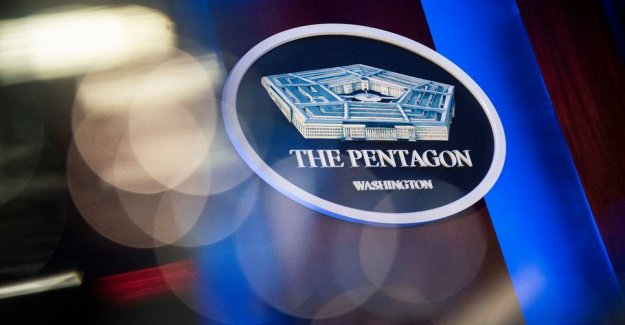 The Pentagon warns of the browser