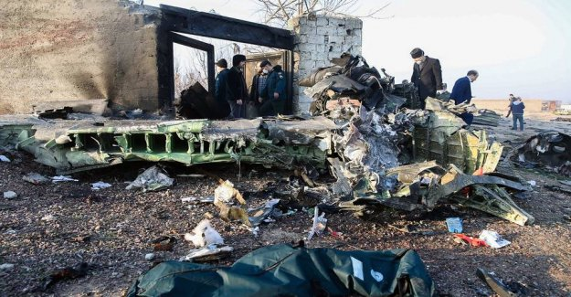 Ukraine rejects: the Crash is not due to engine failure