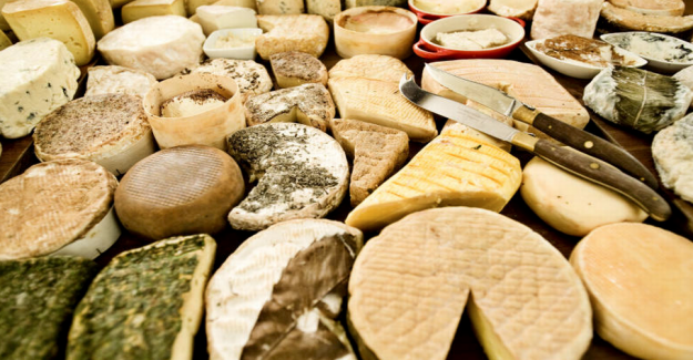 Well-known French cheeses are threatened