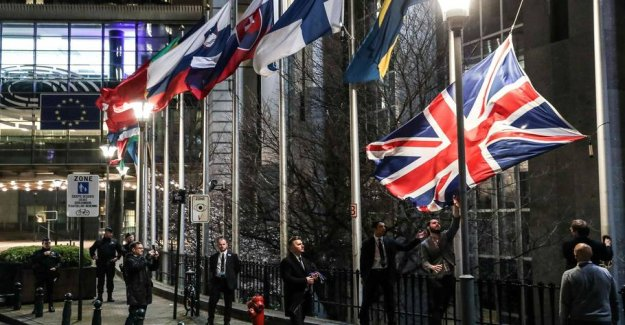 After 47 years: the Uk FINALLY out of the EU