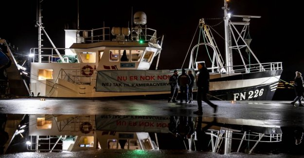 Angry fishermen have had enough: - Mogens Jensen is a great cod