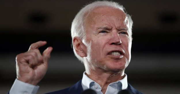 Biden in the gaffe: Racism-accusations against rival