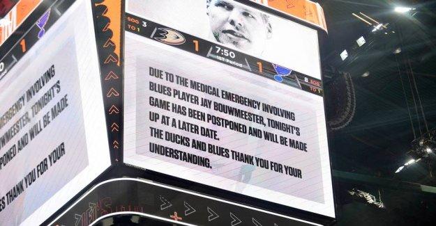 Big drama: Match called off after spillerkollaps