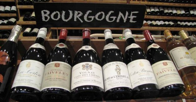 Com for the exclusive Burgundy Masterclass