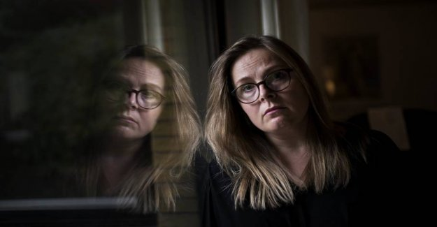 Complaints about the Danish law: I was raped