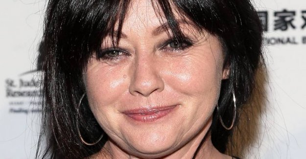 Crushed Beverly Hills star: - the Cancer is back