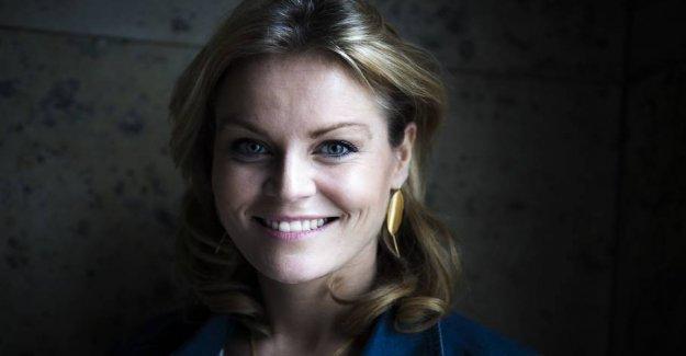 Danish tv host married - again
