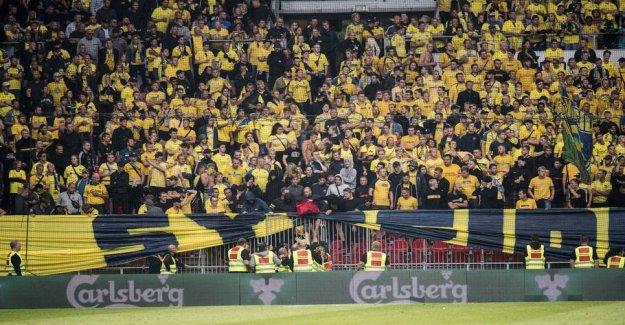 FCK-fans thrown in jail for assault on Brøndby-fans