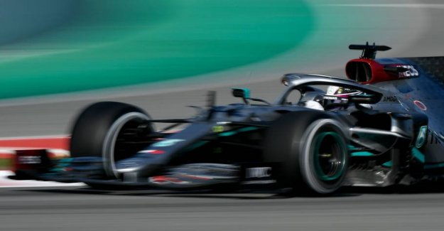 Has Mercedes found a loophole? The trick everyone is talking about