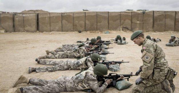 Iraq invites Denmark back after bomb-turmoil