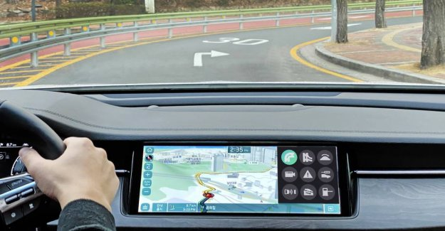 Is this the future? Now can the gearbox even read the road