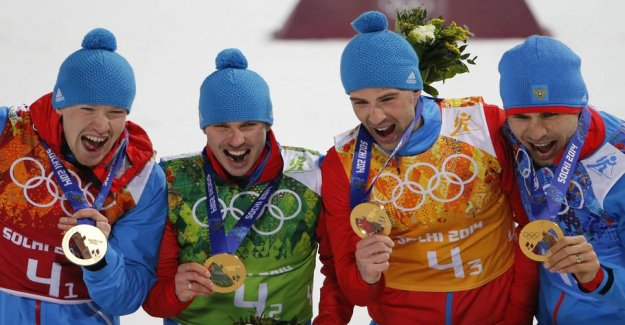 Lose OLYMPIC medal after six years